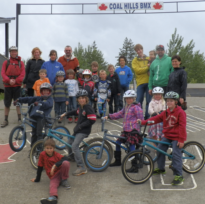 Thanks to local businesses, organizations and individuals Cumberland's passion for biking is being shared with youth | Currently Cumberland