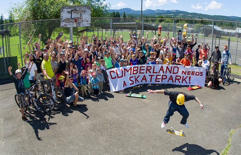 The CCSS Skatepark Committee is looking for a few enthusiastic new members to help bring this amazing project to our Village Park | Currently Cumberland