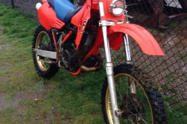Stolen Dirt Bike Reunited with Owners