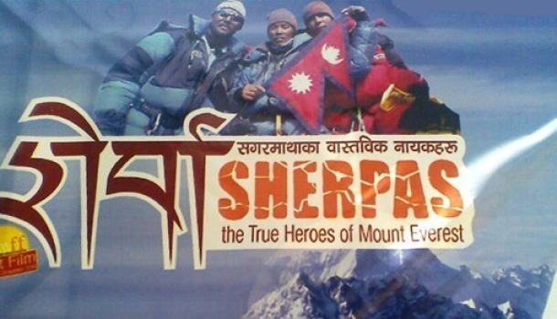 """Sherpa's the True Heroes of Mount Everest"" Showing in Cumberland"