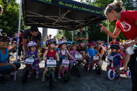 Attention Parents: Don't Miss the BC Bike Race Kids Races!