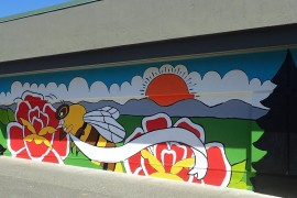 Mural Project Inspires Cumberland Students