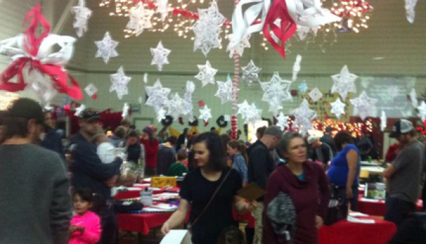 CCSS Hosts 8th Annual Santa's Breakfast Fundraiser