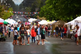 Vendor Registration is now open for Village Market Day!