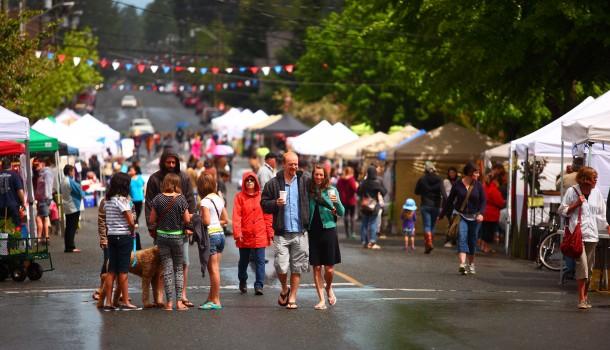 Fun Filled Village Market Day!