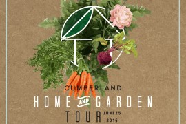 Cumberland Home and Garden Tour filled with surprises!