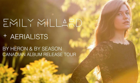 Emily Millard Album Launch with Aerialists
