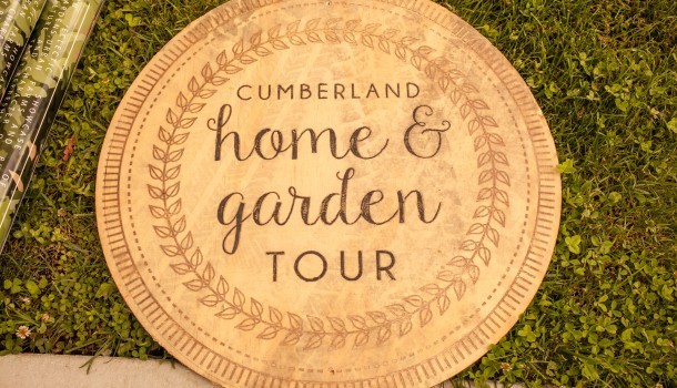 Cumberland Home and Garden ​Tour ​ an adventure of discovery!