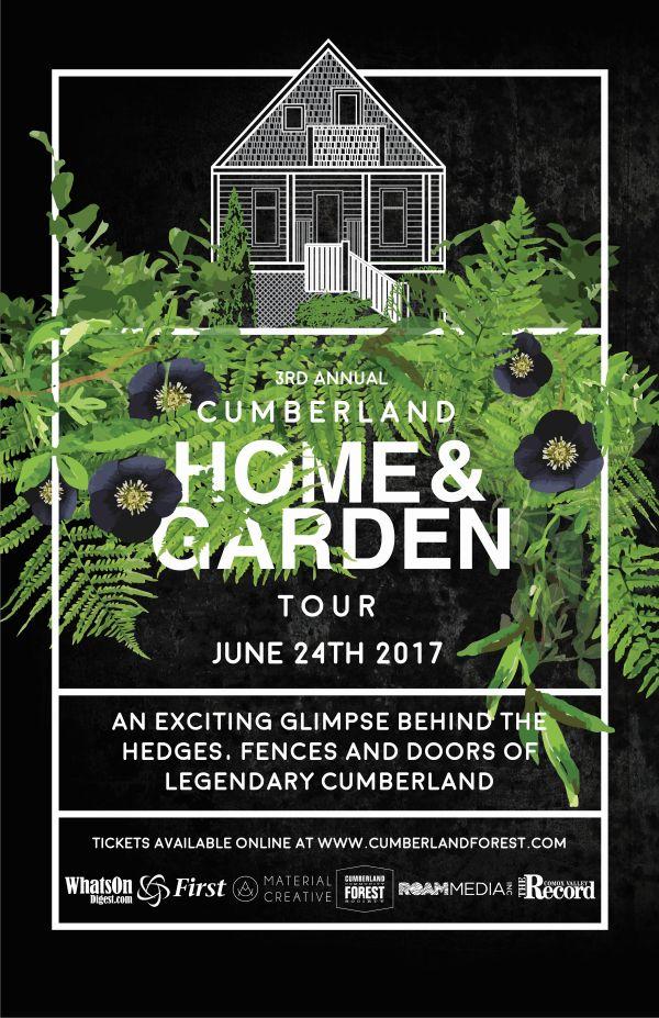 Cumberland Garden Tour 2017 | Currently Cumberland