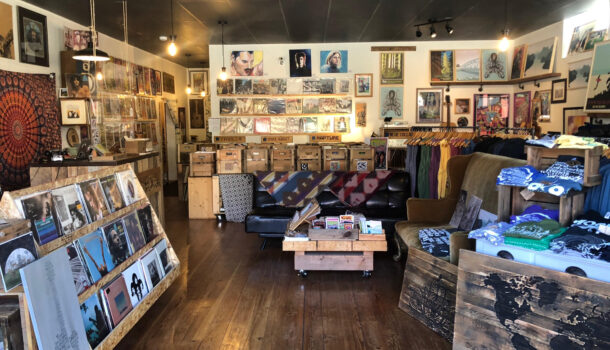 Moon's Records:  A Collector's Passion