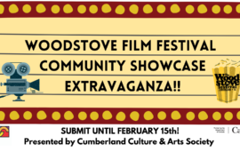 Woodstove 1st Annual Film Festival is seeking submissions