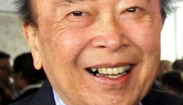 Jack Chow had his roots in Cumberland