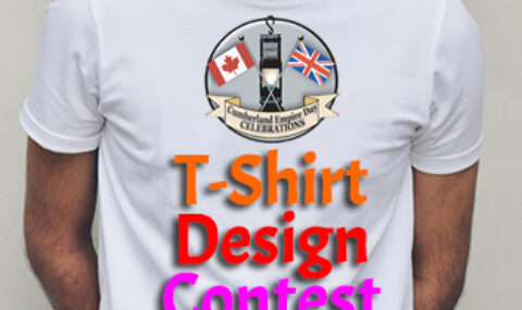 Enter the Cumberland Events Society T-Shirt Design Contest!